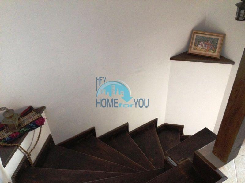Меблированный двухэтажный дом у моря в курорте Черноморец 21