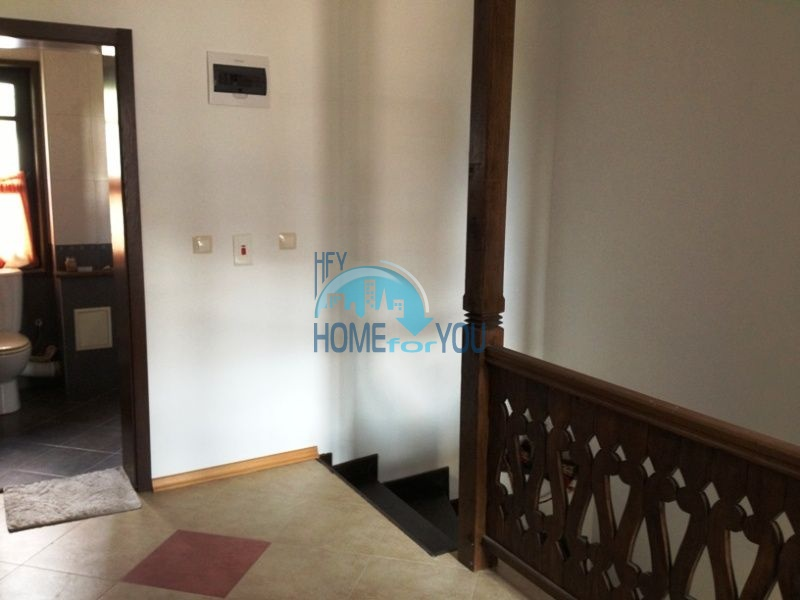 Меблированный двухэтажный дом у моря в курорте Черноморец 34