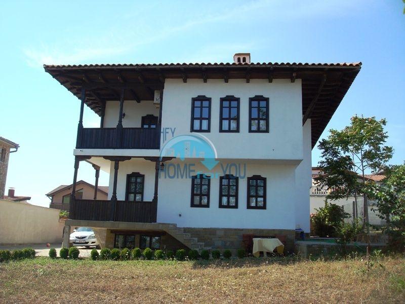 Меблированный двухэтажный дом у моря в курорте Черноморец 4