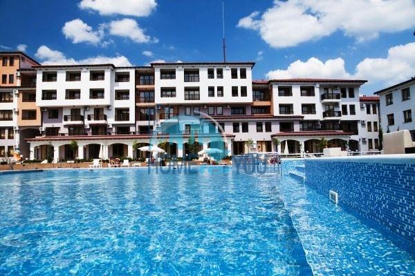 Harmony Hills - элитные квартиры для продажи на курорте Албена