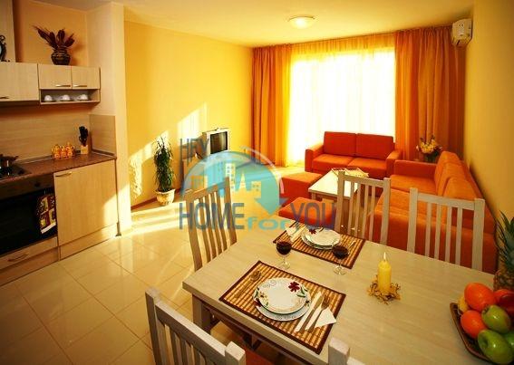 Harmony Hills - элитные квартиры для продажи на курорте Албена 16
