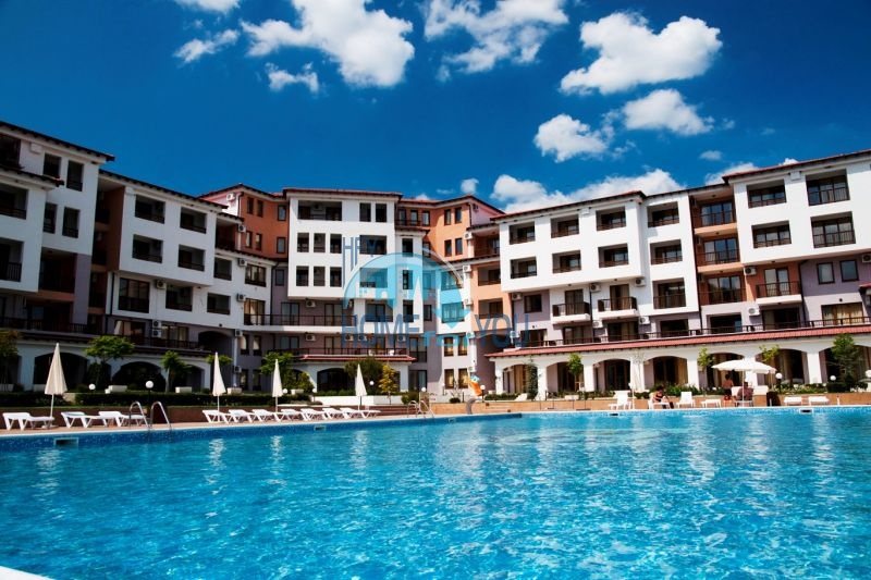 Harmony Hills - элитные квартиры для продажи на курорте Албена 2