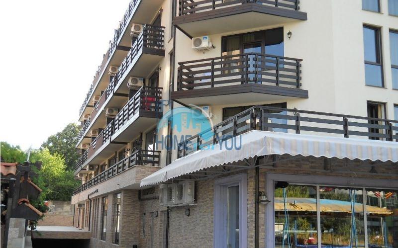 Продажа квартир на первой линии в курорте Несебр 5