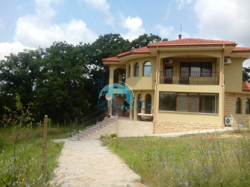 Готовый дом для постоянного проживания в с. Паницево