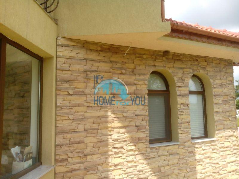Новый готовый дом для постоянного проживания в с. Паницево 9