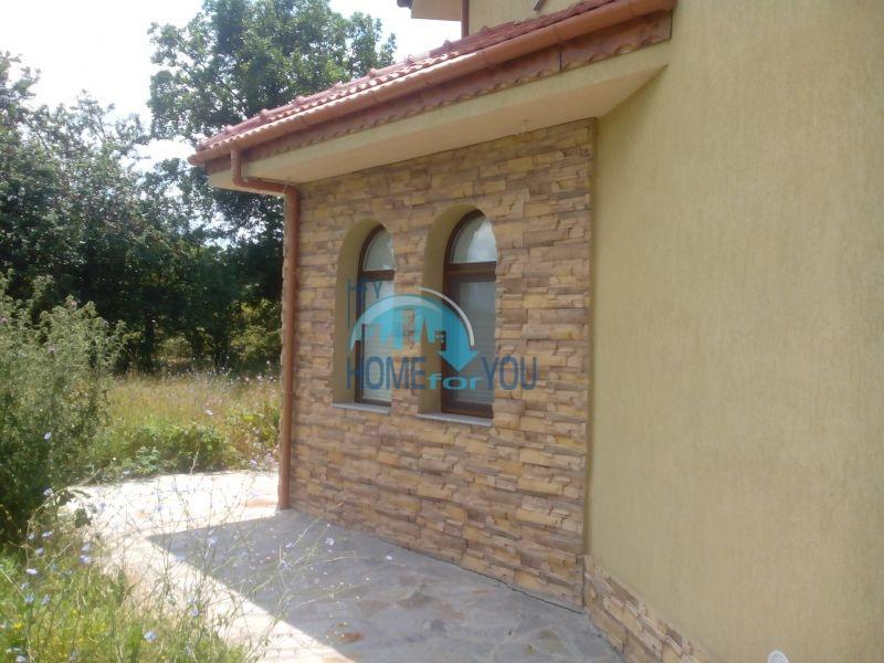 Новый готовый дом для постоянного проживания в с. Паницево 8