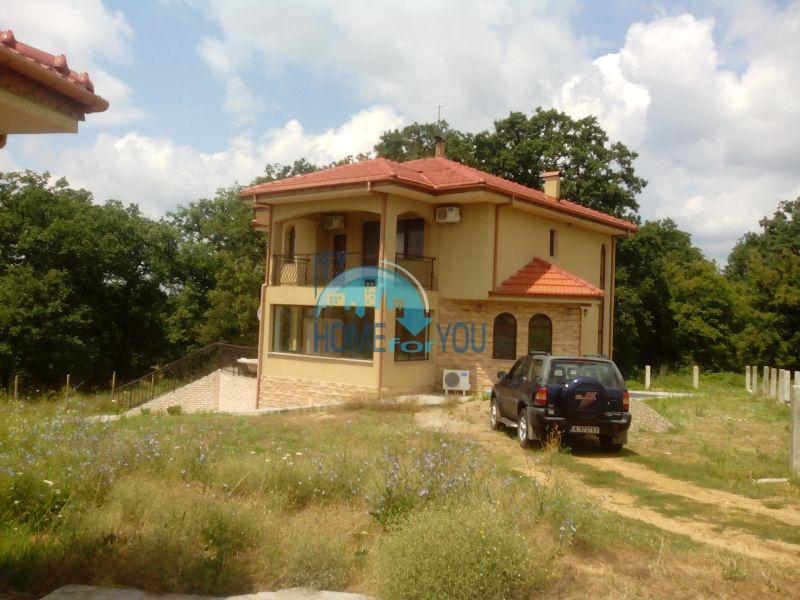 Новый готовый дом для постоянного проживания в с. Паницево