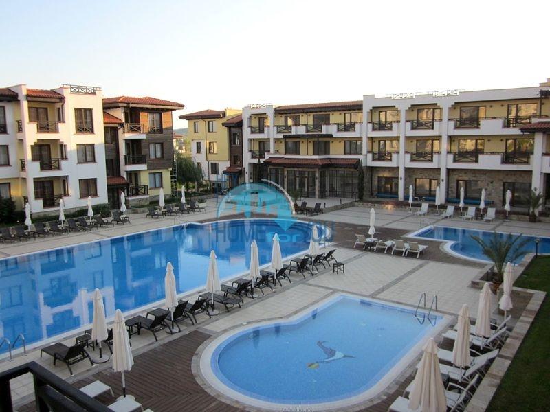 Квартиры на первой линии в комплексе Святой Никола, Черноморец