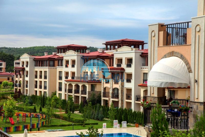 Green Life Beach Resort Sozopol  - самый крупный комплекс на первой линии моря болгарского побережья
