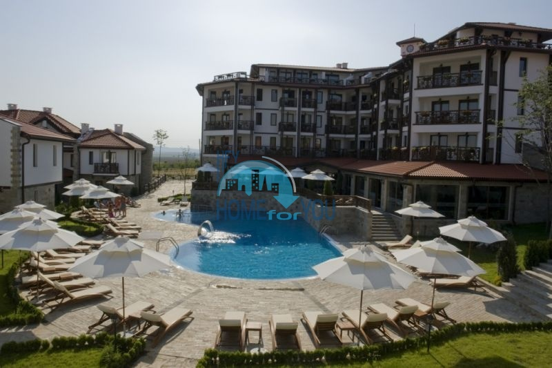 Чаирите - квартиры у подножия гор в курорте Кошарица
