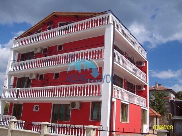 Новый четырехэтажный дом у моря в селе Кранево