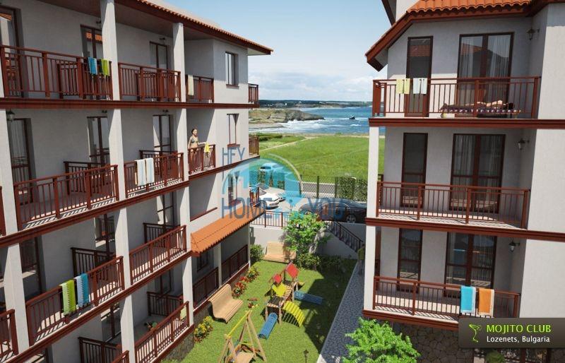Квартиры на море в курорте Лозенец - Mohito Club 4