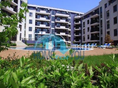 Amphora Palace/Амфора Палас - уютные апартаменты в прекрасном курорте Золотые Пески, город Варна