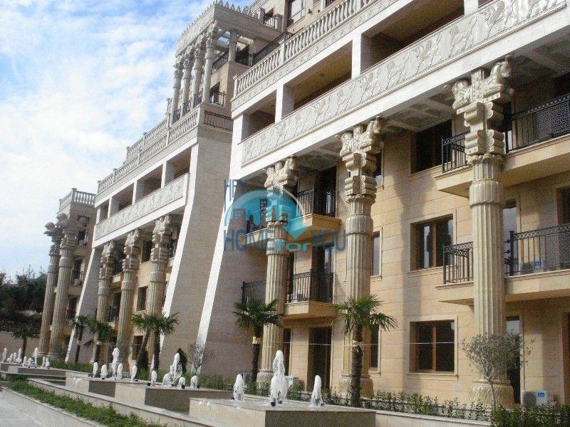 Аргишт Палас - квартиры для покупки в курорте Золотые Пески