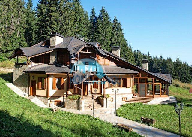 Элитный дом в горах рядом с курортом Пампорово