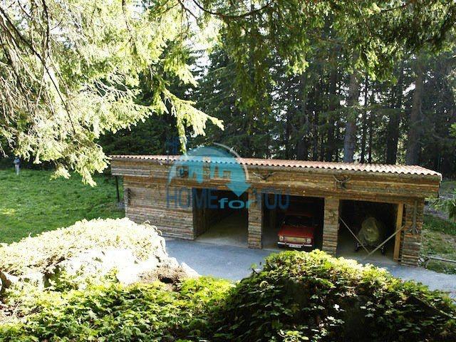 Элитный дом в горах рядом с курортом Пампорово 10