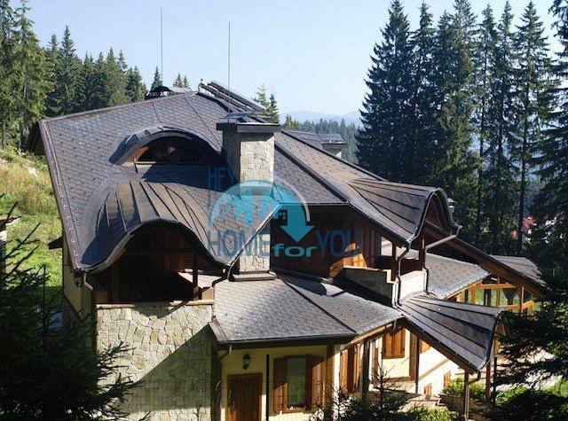 Элитный дом в горах рядом с курортом Пампорово 11