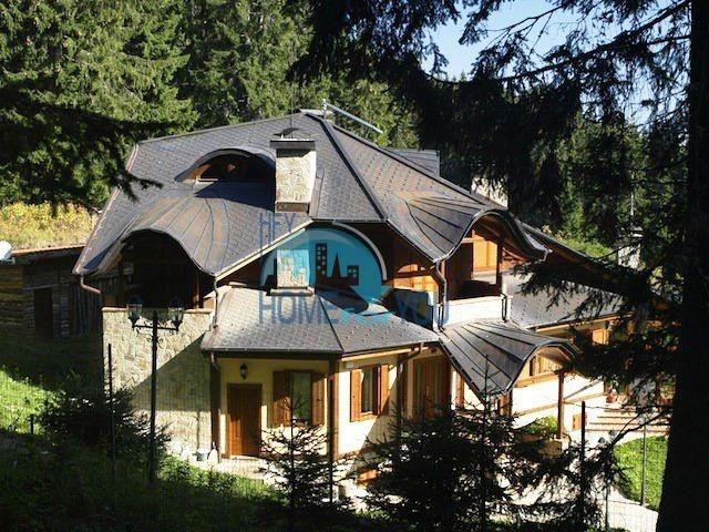 Элитный дом в горах рядом с курортом Пампорово 12