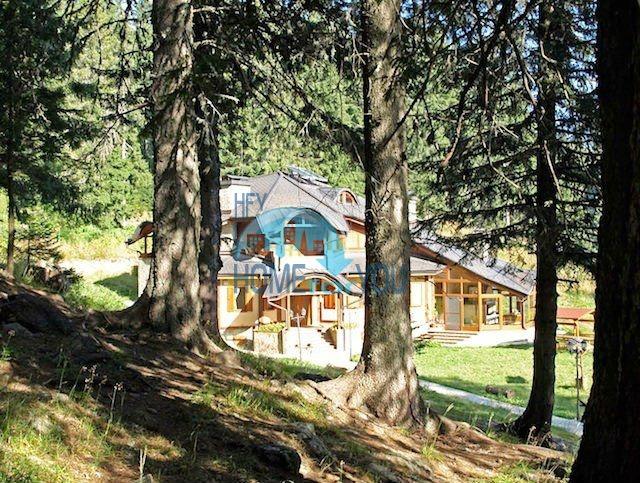 Элитный дом в горах рядом с курортом Пампорово 6