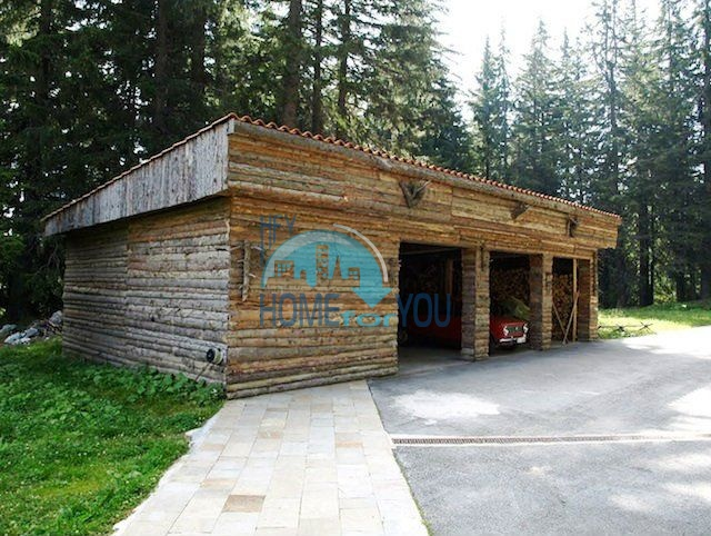 Элитный дом в горах рядом с курортом Пампорово 7
