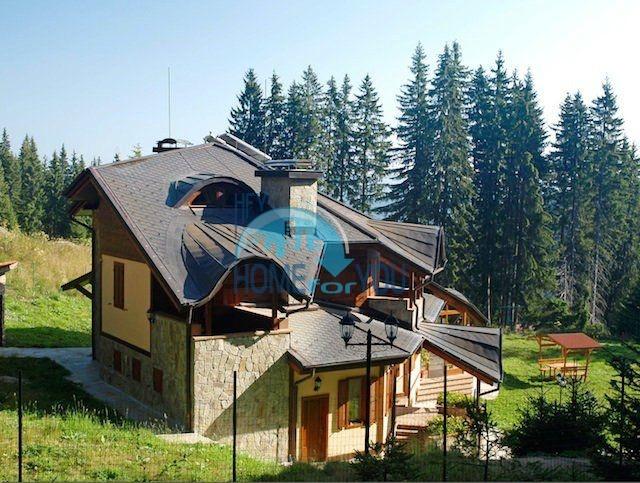 Элитный дом в горах рядом с курортом Пампорово 8