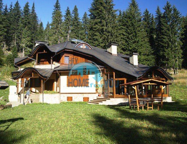 Элитный дом в горах рядом с курортом Пампорово 9