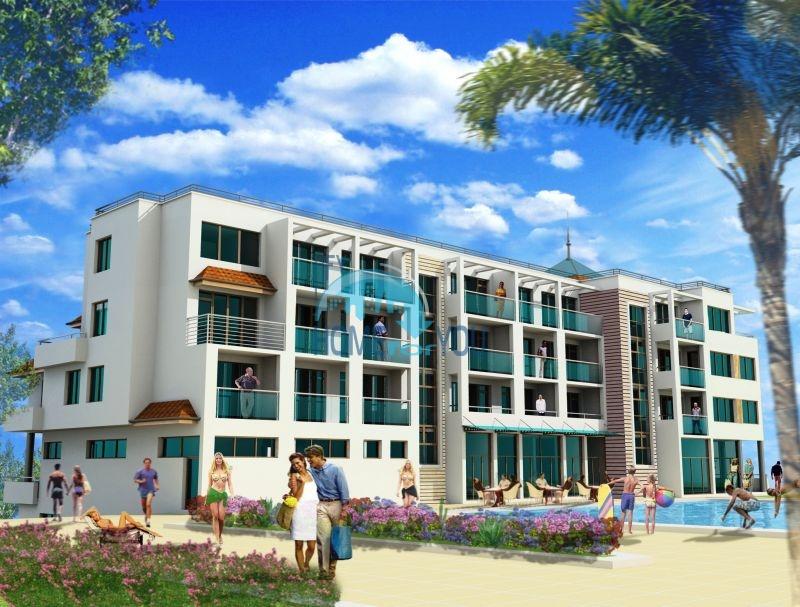 Квартиры для продажи у моря в Синеморце - комплекс Seа Life 2