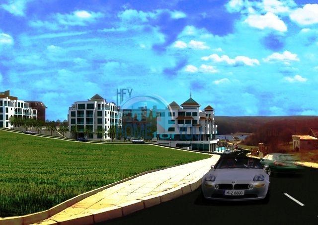 Квартиры для продажи у моря в Синеморце - комплекс Seа Life 4