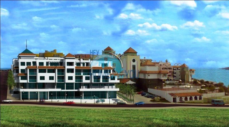 Квартиры для продажи у моря в Синеморце - комплекс Seа Life 5