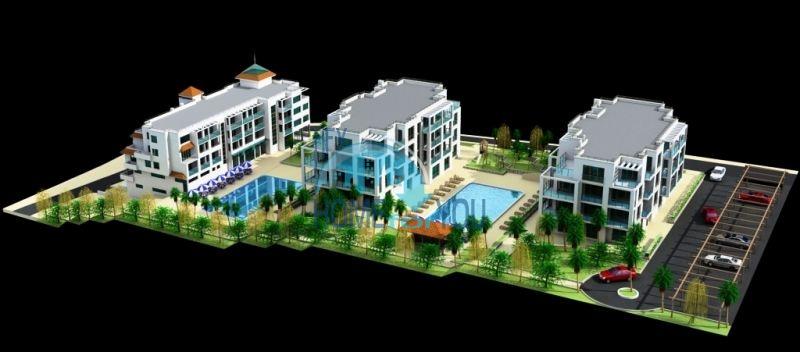 Квартиры для продажи у моря в Синеморце - комплекс Seа Life 7