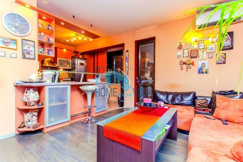 Трехкомнатная квартира для продажи в Софии, кв. Быкстон 3