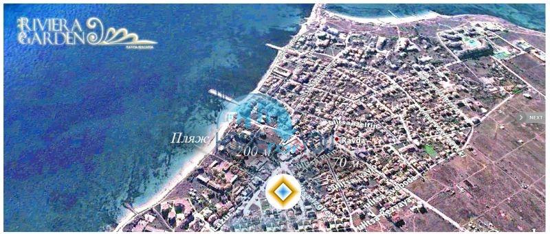 Riviera Garden - квартиры для продажи на море в центре Равды 13