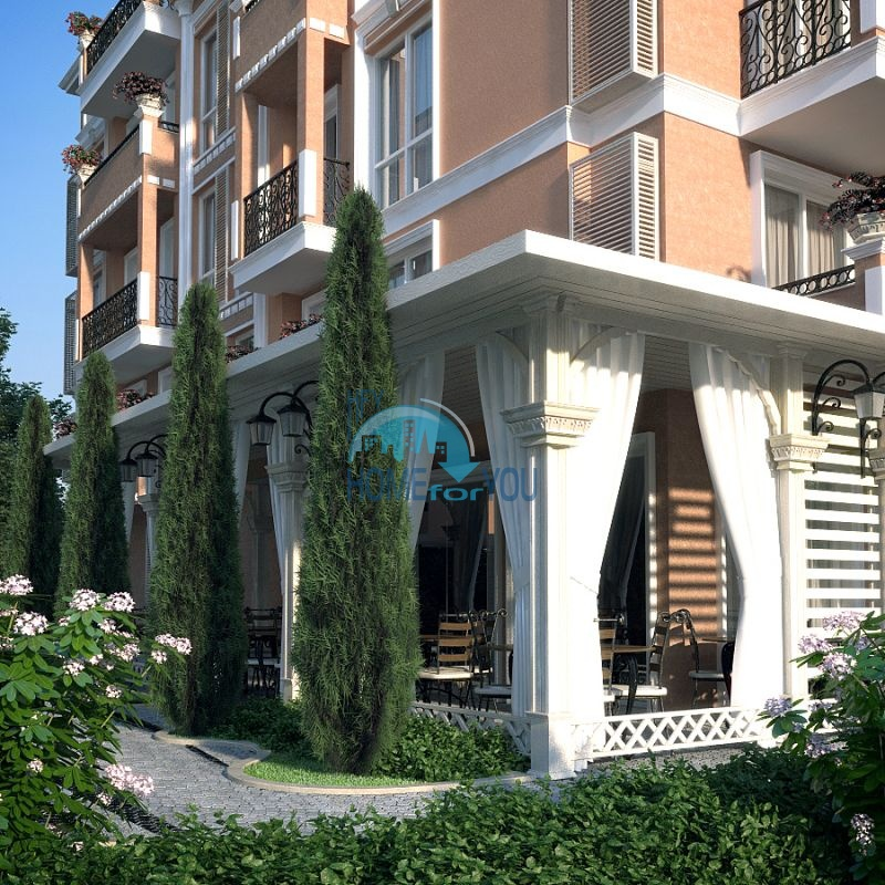 Riviera Garden - квартиры для продажи на море в центре Равды 8