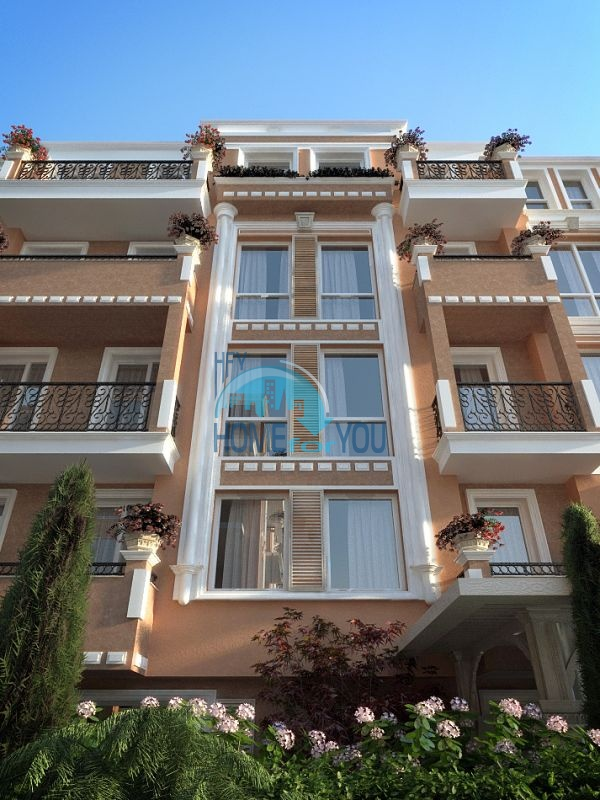 Riviera Garden - квартиры для продажи на море в центре Равды 9