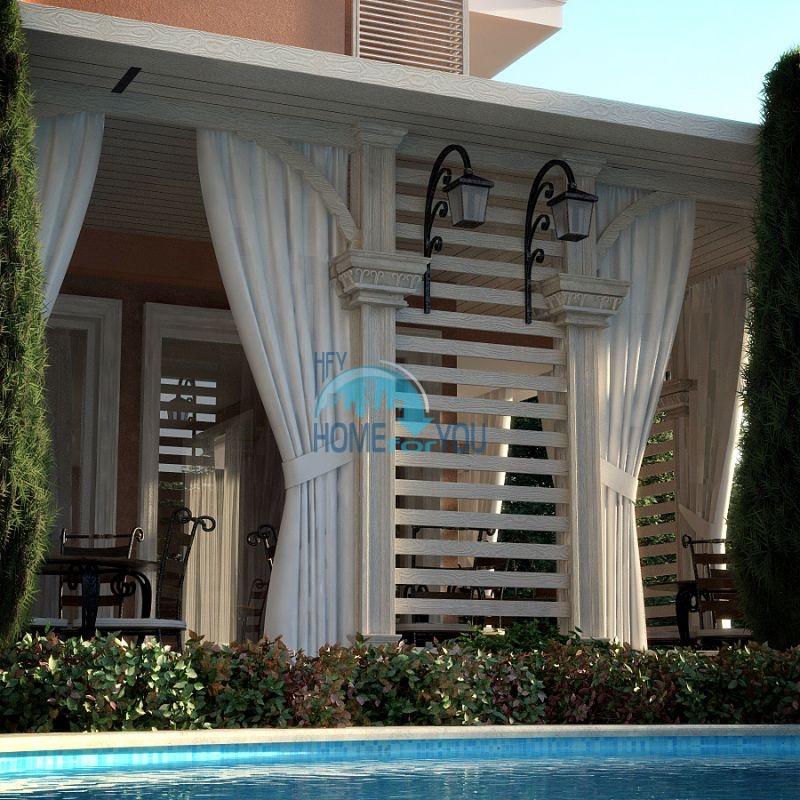 Riviera Garden - квартиры для продажи на море в центре Равды 10
