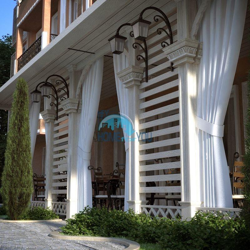 Riviera Garden - квартиры для продажи на море в центре Равды 11