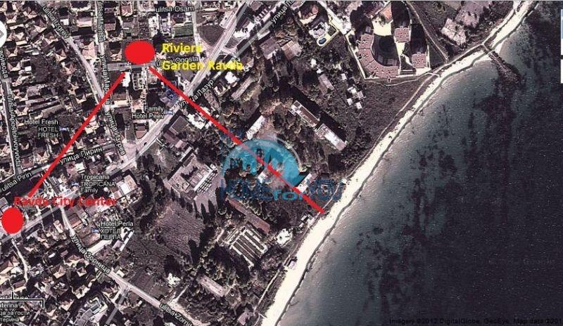 Riviera Garden - квартиры для продажи на море в центре Равды 12