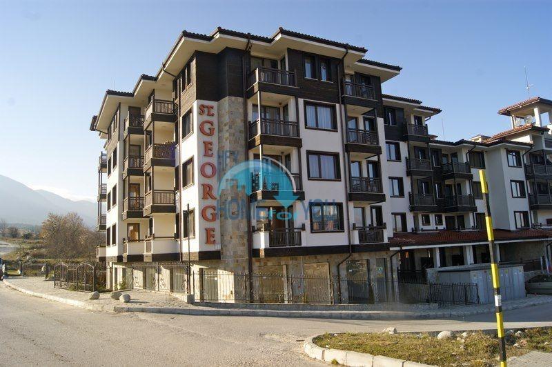 Трехкомнатная квартира в центральной части Банско