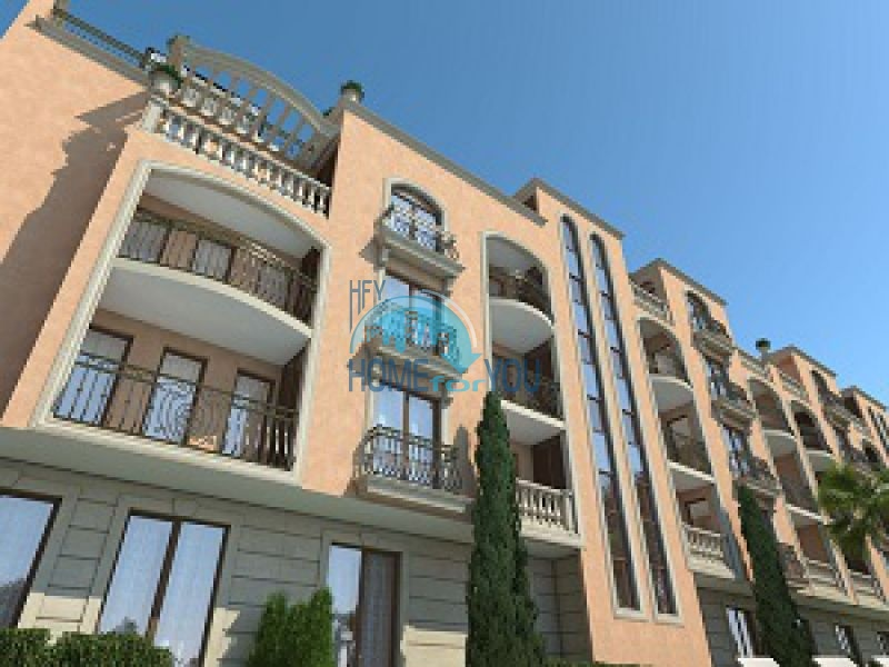 Квартиры для продажи в комплексе Вилла Астория 5 в Елените 5