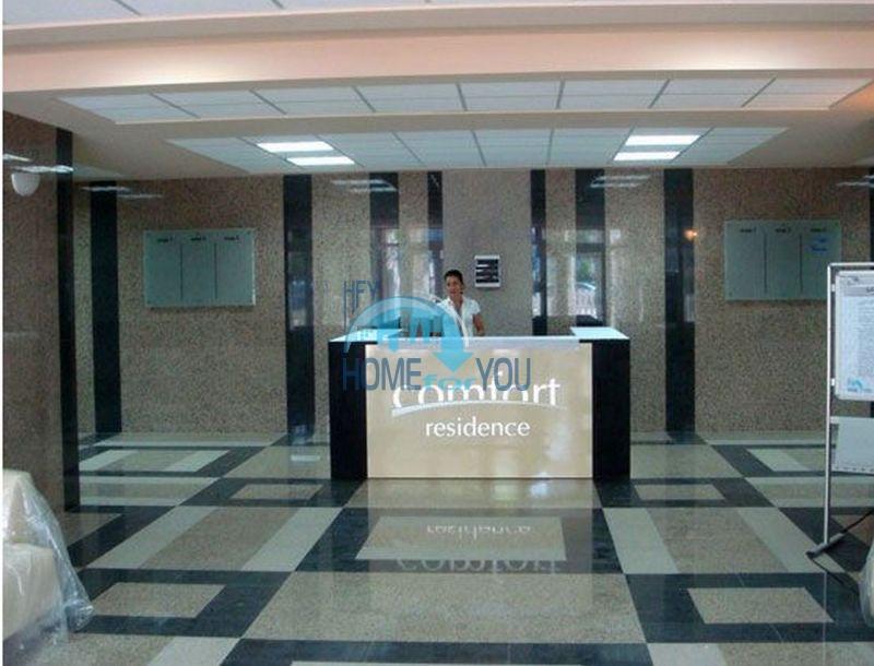 Офисное помещение в элитном комплексе в Софии