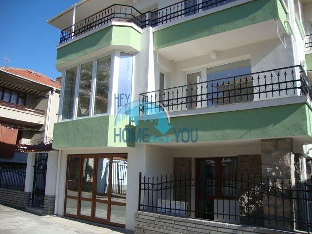 Продажа четырехэтажного дома около пляжа в городе Созополь
