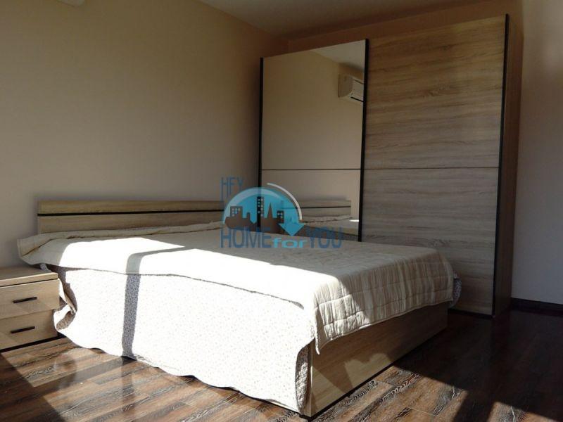 Отличный трехкомнатный апартамент в центре Варны 14