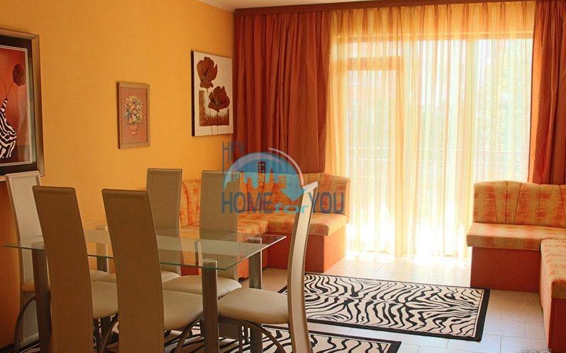 Двухкомнатная квартира на первой линии в курорте Равда