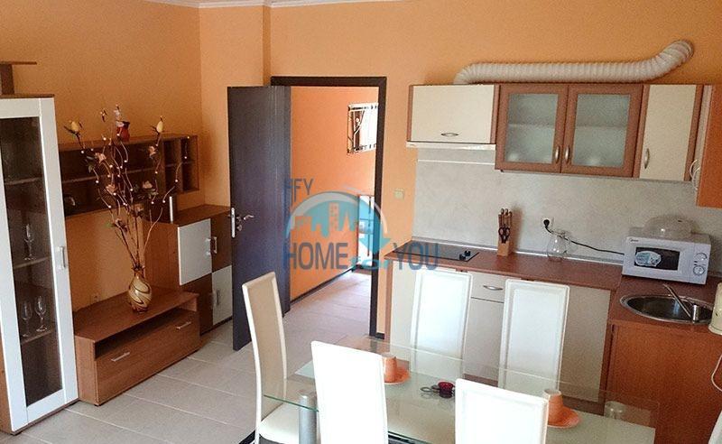Двухкомнатная квартира на первой линии в курорте Равда 2