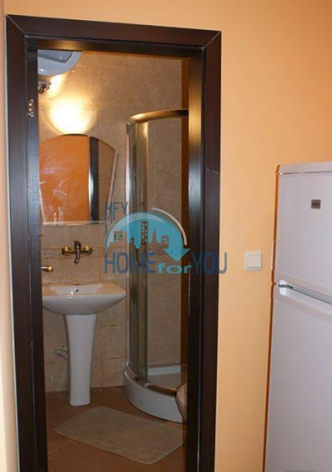 Двухкомнатная квартира на первой линии в курорте Равда 8