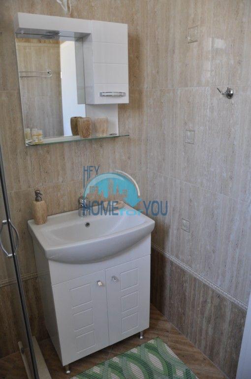 Новый одноэтажный дом с мебелью в городе Царево 12