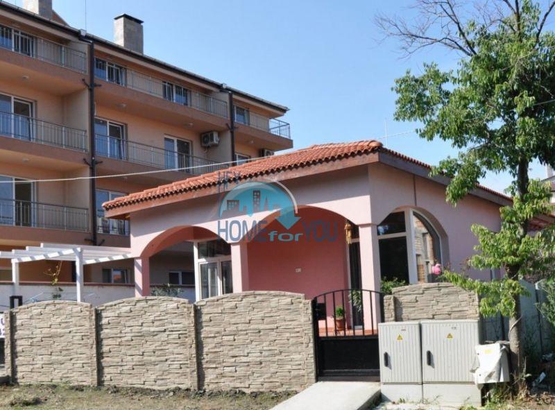 Новый одноэтажный дом с мебелью в городе Царево 18