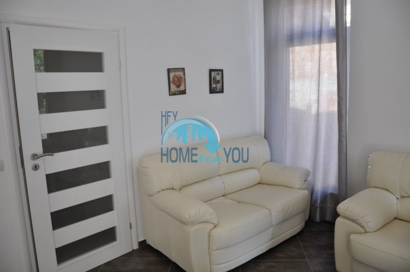 Новый одноэтажный дом с мебелью в городе Царево 7