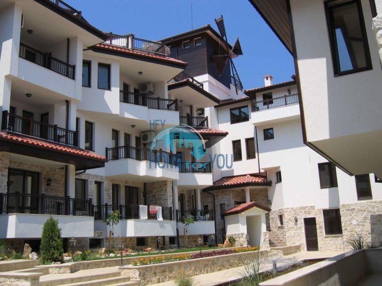 Продажа меблированной квартиры с двумя спальнями в Созополе