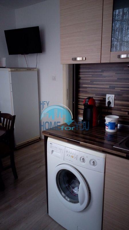 Меблированная квартира в Лазуре в городе Бургас 5